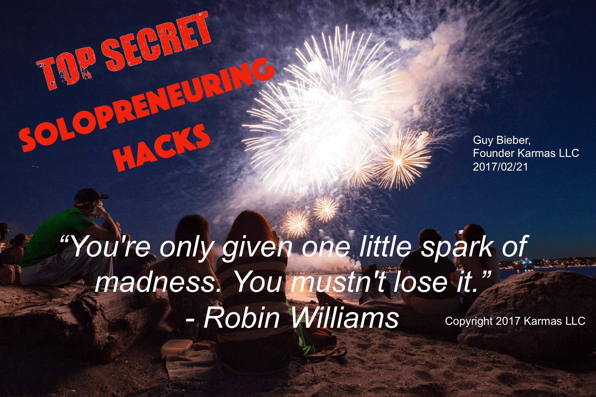 solopreneuring entrepreneur phoenix startup week